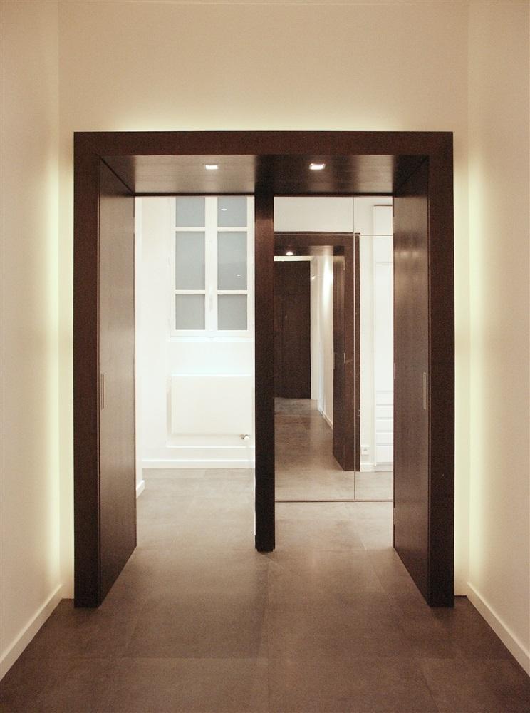 accés aux chambres