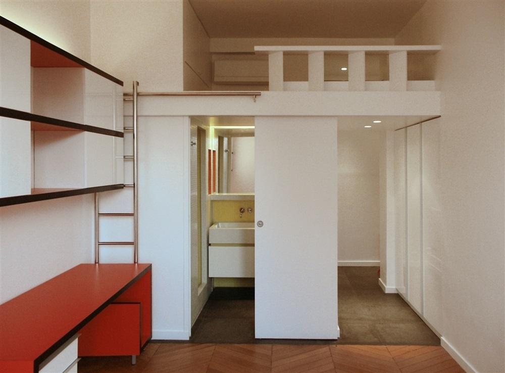 chambre enfant / mezzanine