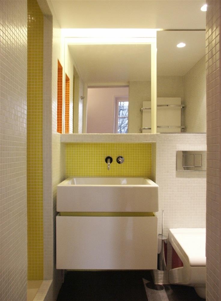 salle de douche chambre enfant