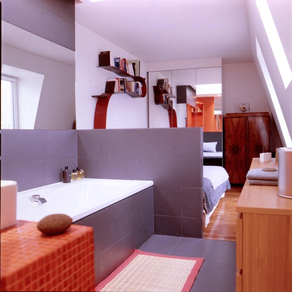 Salle de bains / Chambre© photo, H. Abbadie